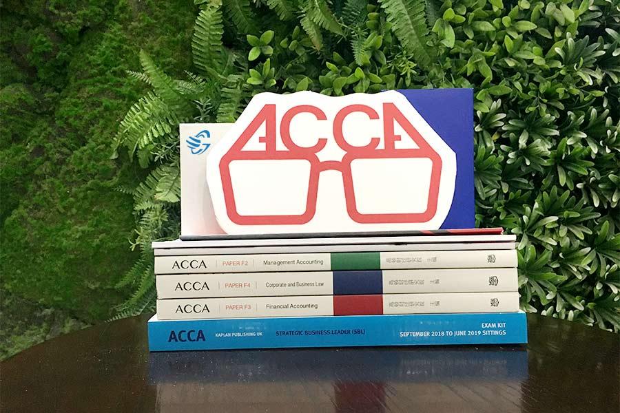 ACCA资料这么多,你还不会找?