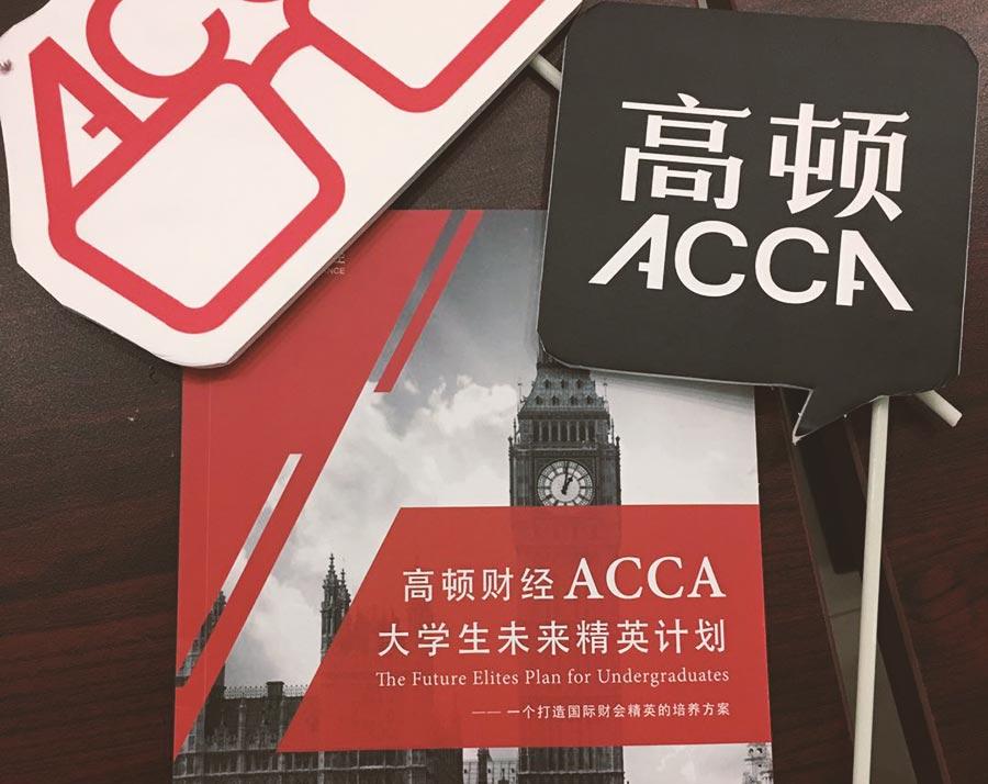 ACCA财务人员的十个发展方向,你