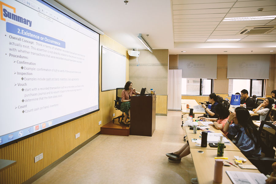 ACCA考前冲次:提高ACCA学习效率方